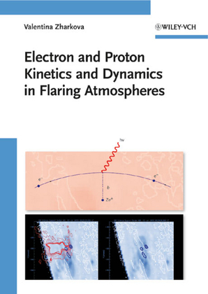 Electron and Proton Kinetics and Dynamics in Flaring Atmospheres
