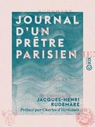 Journal d'un prêtre parisien - 1788-1792