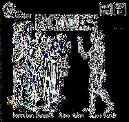 Bones: Band 2B/Red (Collins Big Cat)