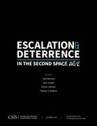 Escalation and Deterrence in the Second Space Age