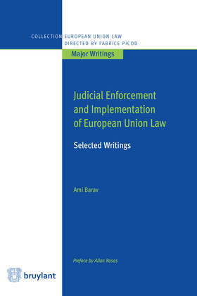 Judicial Enforcement and Implementation of European Union Law