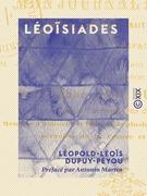 Léoïsiades - Ou Mon journal de poète