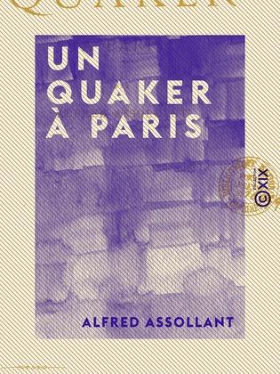 Un quaker à Paris