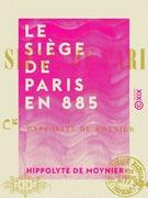 Le Siège de Paris en 885