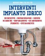 Interventi impianto idrico