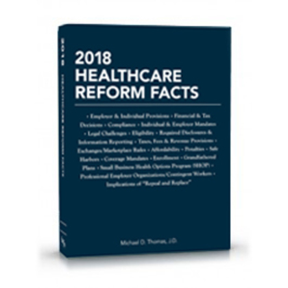 2018 Healthcare Reform Facts