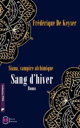 Siana Vampire Alchimique - Bonus - Sang d'hiver