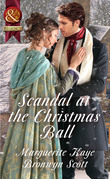 Scandal At The Christmas Ball: A Governess for Christmas / Dancing with the Duke's Heir (Mills & Boon Historical)