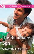 The Billionaire's Son (Mills & Boon Superromance)