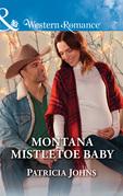Montana Mistletoe Baby (Mills & Boon Western Romance) (Hope, Montana, Book 7)