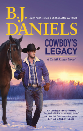 Cowboy's Legacy (The Montana Cahills, Book 3)