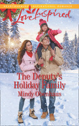 The Deputy's Holiday Family (Mills & Boon Love Inspired) (Rocky Mountain Heroes, Book 2)