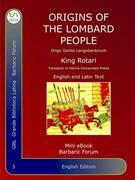 Origins of the Lombard people