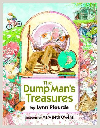 The Dump Man's Treasures
