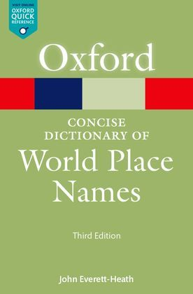 The Concise Dictionary of World Place Names