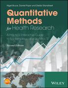 Quantitative Methods for Health Research