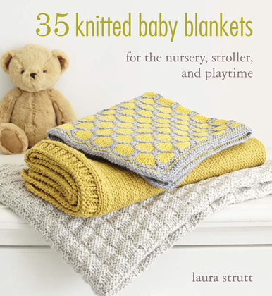 35 Knitted Baby Blankets