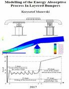 Modelling of the Energy-absorptive Process In Layered Bumpers