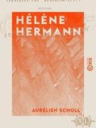 Hélène Hermann - Histoire d'un premier amour