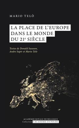 La place de l'Europe dans le monde du 21e siècle