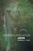 Genesis to Revelation: John Participant Book