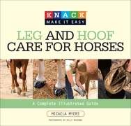 Knack Leg and Hoof Care for Horses