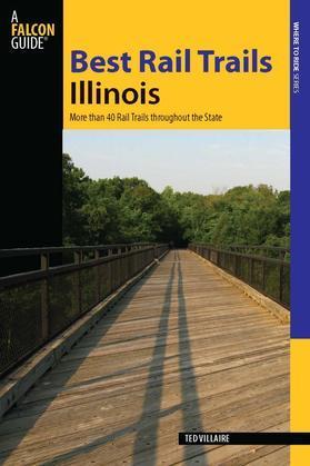 Best Rail Trails Illinois