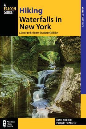 Hiking Waterfalls in New York