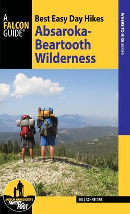 Best Easy Day Hikes Absaroka-Beartooth Wilderness