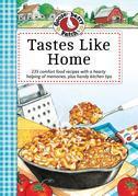 Tastes Like Home Cookbook