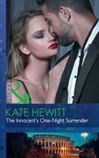 The Innocent's One-Night Surrender (Mills & Boon Modern)