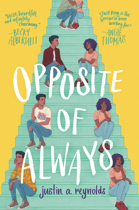 Image de couverture (Opposite of Always)