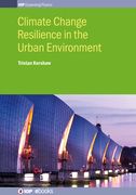 Climate Change Resilience in the Urban Environment