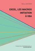 Excel, les macros, initiation à VBA