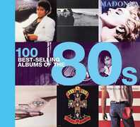 100 Best-selling Albums of the 80s