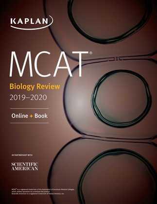 MCAT Biology Review 2019-2020