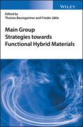 Main Group Strategies towards Functional Hybrid Materials