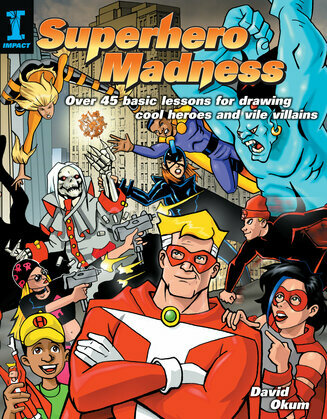 Superhero Madness