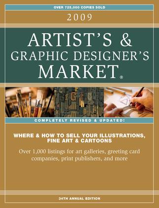 2009 Artist's & Graphic Designer's Market - Articles