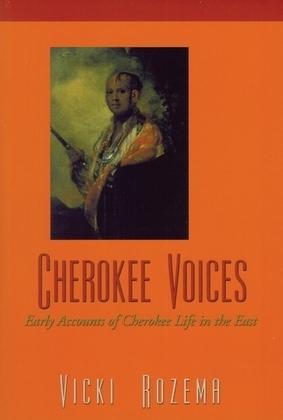 Cherokee Voices