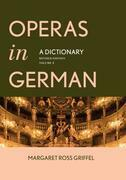 Operas in German