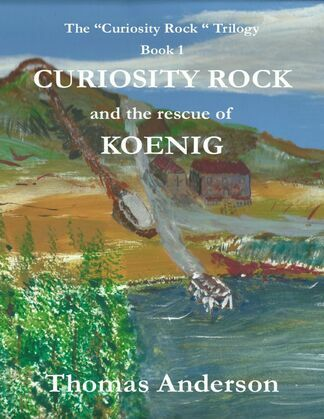 Curiosity Rock and the Rescue of Koenig