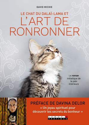 Le chat du Dalaï Lama et l'art de ronronner