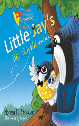 Little Jay's Big Kite Adventure