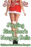 Jingling Sissy Son's Naughty Bells: Christmas Incest Sex from Krampus