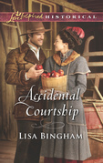 Accidental Courtship (Mills & Boon Love Inspired Historical) (The Bachelors of Aspen Valley, Book 1)