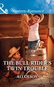 The Bull Rider's Twin Trouble (Mills & Boon Western Romance) (Spring Valley, Texas, Book 1)