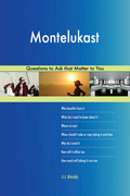 Montelukast 538 Questions to Ask that Matter to You