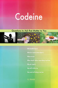Codeine 538 Questions to Ask that Matter to You