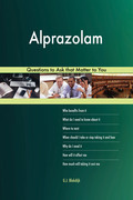 Alprazolam 627 Questions to Ask that Matter to You